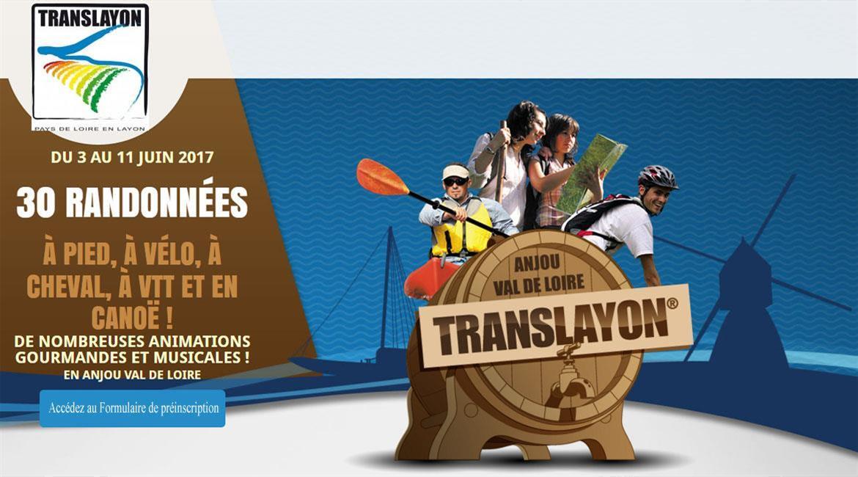 Maine-et-Loire : TRANSLAYON 2017