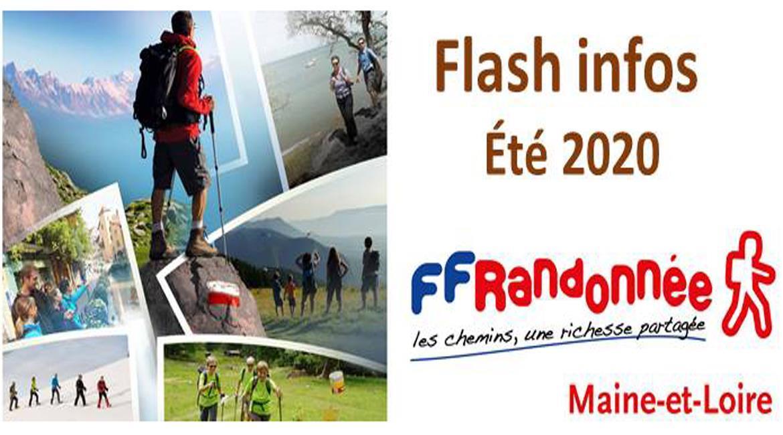 MAINE-ET-LOIRE: Flash Info - Juin 2020