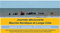 PAYS-DE-LA-LOIRE: Journée Découverte LC/MA et Marche Nordique