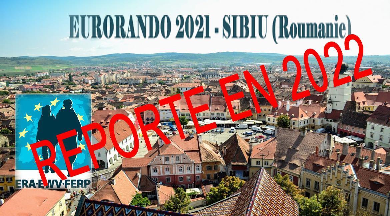 PAYS-DE-LA-LOIRE: EURORANDO 2021